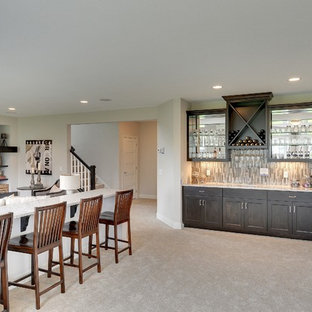 Finished Basement – The Meadows and Riley Creek – 2014 Model