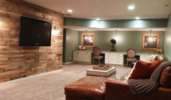 Finished Basement - Traders Point, Indianapolis