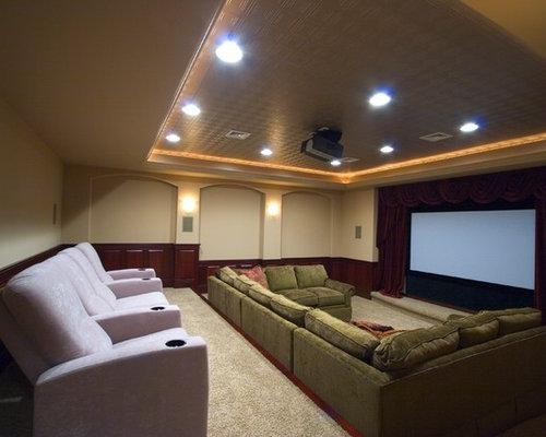 saveemail - Basement Interior Design