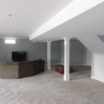 Francis finished basement