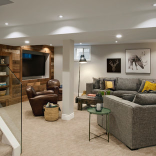 Full Basement Renovation