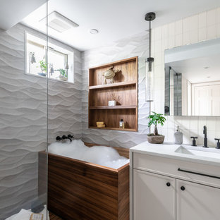 Inspiration for a basement remodel in DC Metro