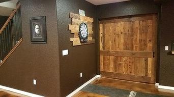 Game Room & Home Bar