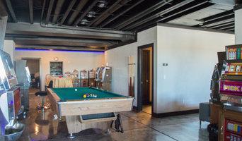 Game Room Basement