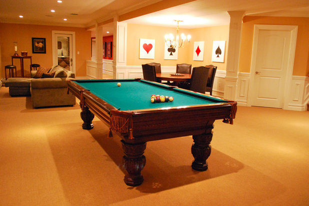 game rooms: carve out a place for fun