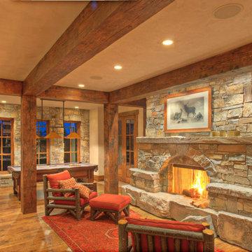 Glacier Peak Ranch Residence ~ Whitefish Hills
