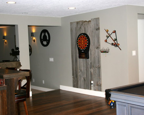 Dart Board Houzz