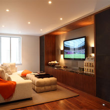 Lounge, Dining and Media Units