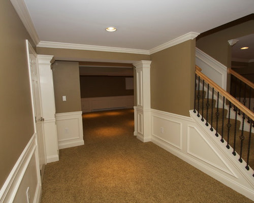 basement paneling home design ideas pictures remodel and