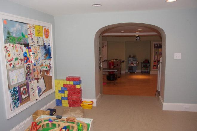 Basement by Hammerhead Custom Carpentry, LLC of Lancaster