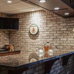 Irish Pub Basement Bar