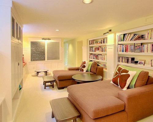 30 Best Craftsman Basement with Yellow Walls Ideas & Decoration ...