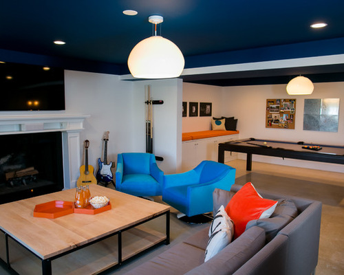 Delightful Delighful Cool Basement Ideas For Teenagers Teen Basement Design Ideas  Pictures Remodel Decor Cool For Teenagers