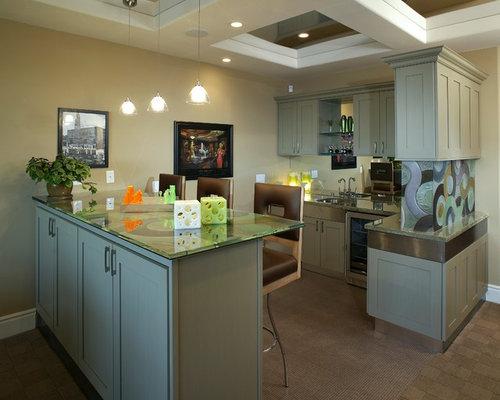Las Vegas Basement Design Ideas Renovations Photos
