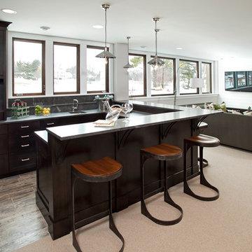 Lake View Luxury Home