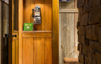 Dial Into Old Phones for Decor With Character
