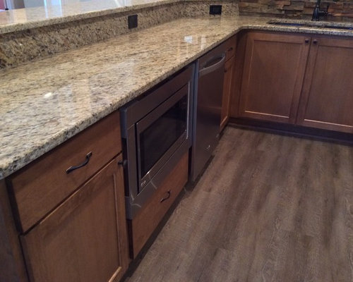 Hand Rubbed Danish Oil Finish Basement Design Ideas, Pictures, Remodel ...