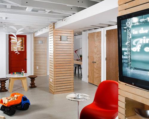 save photo - Basement Interior Design