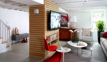 Loft-Like Basement Renovation