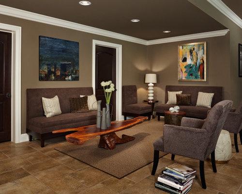 Wohnzimmer Grau Beige