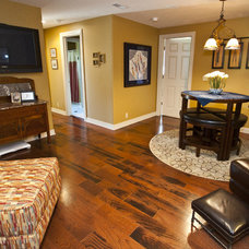 Traditional Basement by Decor & You - Omaha