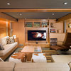 Basement of the Week: Clever Details Update a Below-Ground Lounge