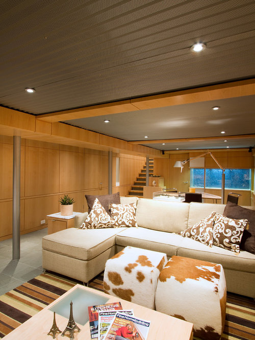 25 best midcentury modern basement ideas  designs  u0026 remodeling pictures
