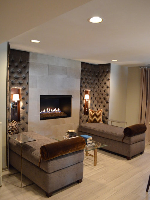 basement fireplace home design ideas pictures remodel and decor