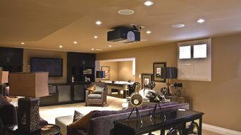 Lower Level - Recreational Room