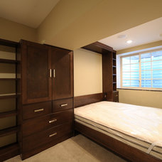 Traditional Basement by DeHaan Remodeling Specialists, Inc.