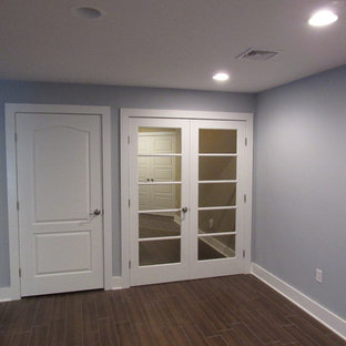 Luxury Basement Remodel in Warren, NJ