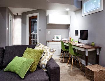 Lynch Lane - Recreation Room & Home Office