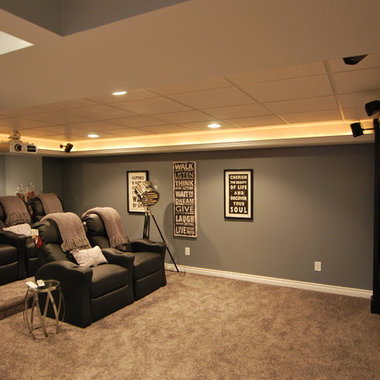 paint color ideas for basement design ideas pictures remodel and
