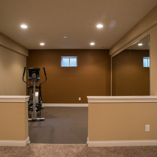 75 Most Popular Basement Design Ideas - Stylish Basement Remodeling Pictures | Houzz