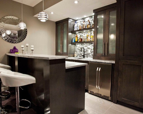 Small Space Bar Houzz