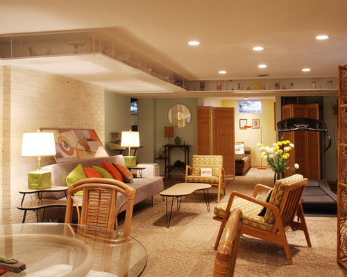 Inspiration For A Modern Basement Remodel In Chicago