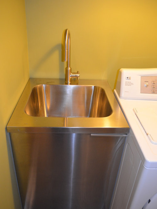Small Laundry Sink Ideas Pictures Remodel And Decor