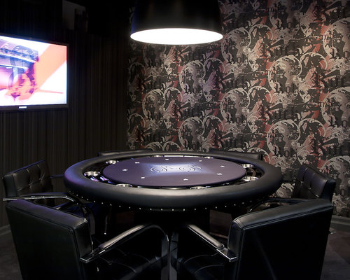 poker room design