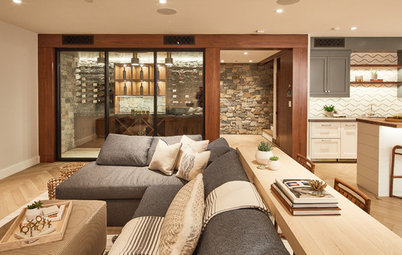 Working the Room: What's Popular in Basements Now