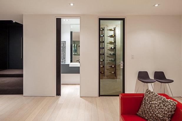 Modern Basement by Peter A. Sellar - Architectural Photographer