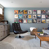 Basement of the Week: Listening Lounge for a Music Fan