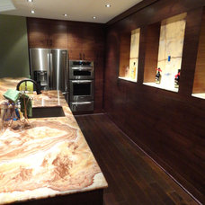 Modern Basement by Acworth Cabinet, Inc