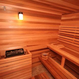 Montero Basement with Sauna