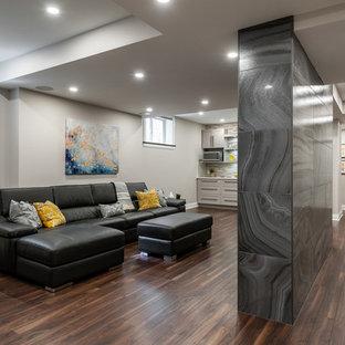 ideas de diseño de dormitorio en el sótano Ideas Para Stanos Diseos De Stanos Modernos En Canad