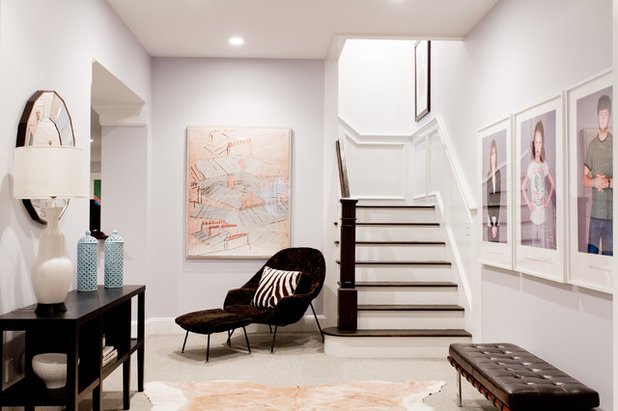 Transitional Basement by Rikki Snyder