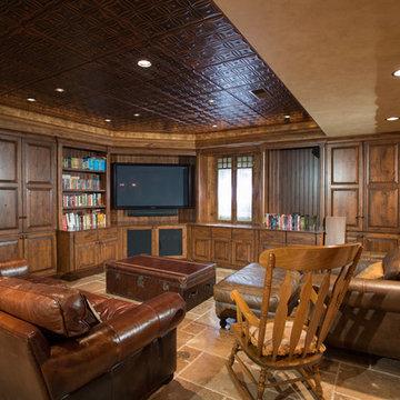 Naperville Realtor Luxury Custom Built Home Finished Basement