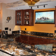 Midwest Stone Source Custom Cabinetry Rockford