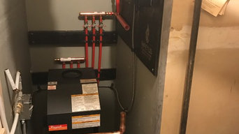 New Boiler Install For Old Townhouse