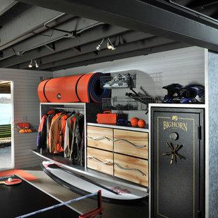 Norwalk, IA - Basement Room