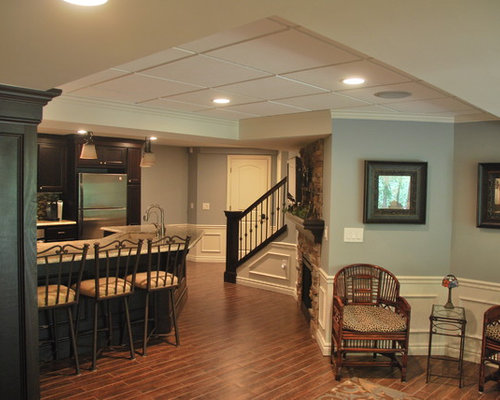 basement drop ceiling home design ideas pictures remodel and decor